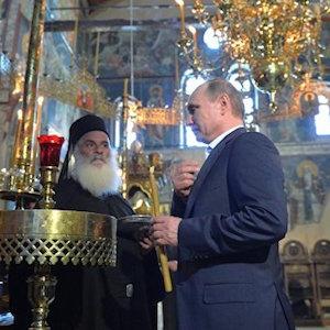О случившемся с Путиным в храме Успения гудит весь мир