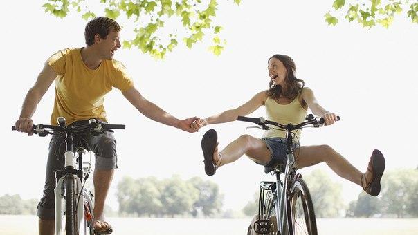 25 причин ездить на велосипеде