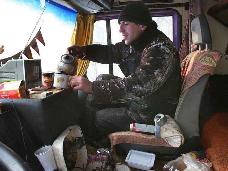 Как не попасть в смертельную аварию с дальнобойщиком