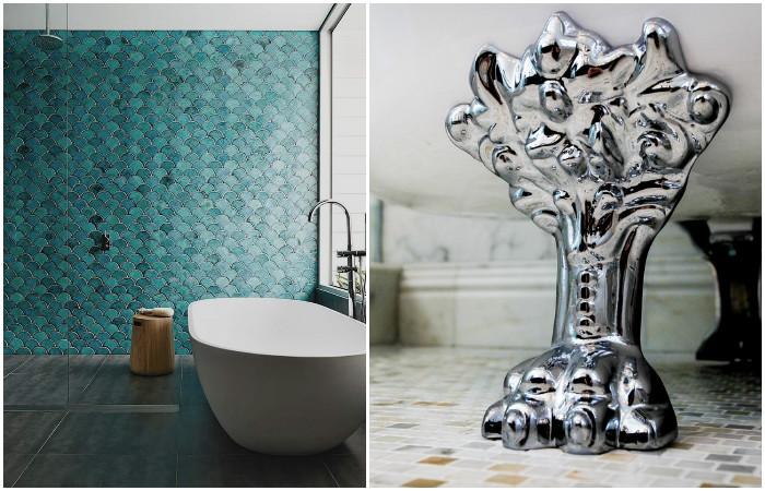 10 золотых правил, которые сделают дизайн ванной комнаты превосходным