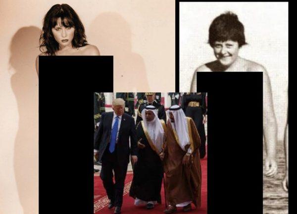 Непристойная Меланья против пристойной Меркель и 350 миллиардов на войну