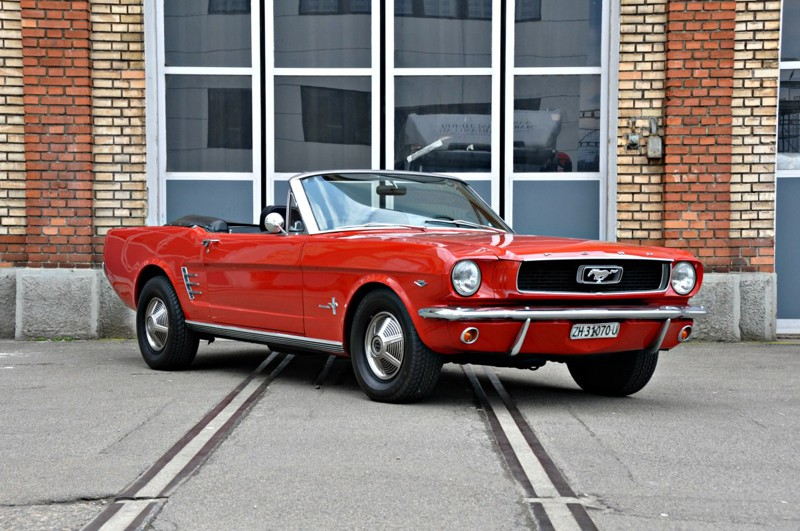 1966 Ford Mustang FORD MUSTANG мустанг, авто
