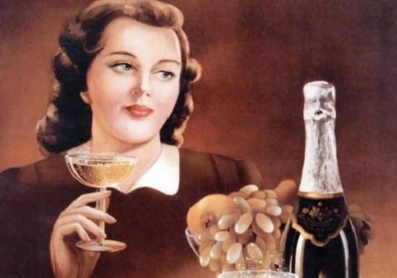 Чем нельзя закусывать шампанское