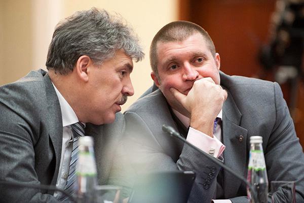 В Москве избит член ТИК от Павла Грудинина