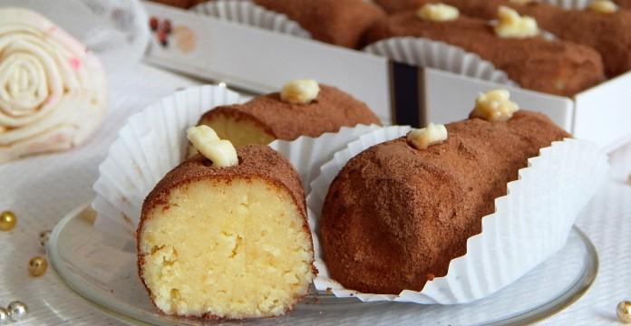 Пирожное «Картошка» (из бисквита) — вкус детства, который невозможно забыть!