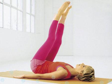 Укрепляем мышцы живота