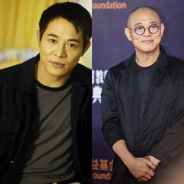 Джет Ли - актер и мастер ушу, ему уже 55