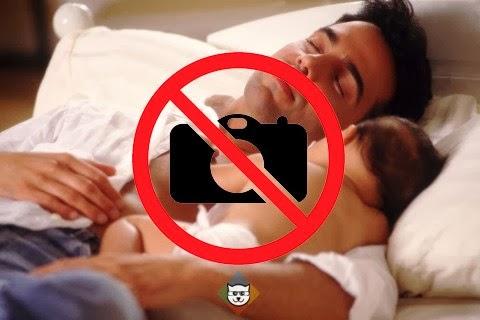 Почему нельзя фотографировать спящего ребёнка