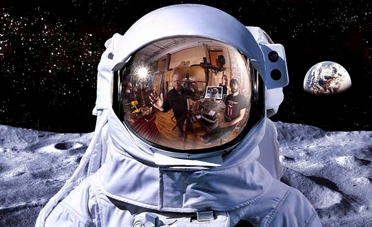 Незатейливое доказательство: Астронавты США до 1981 вообще  не летали в Космос