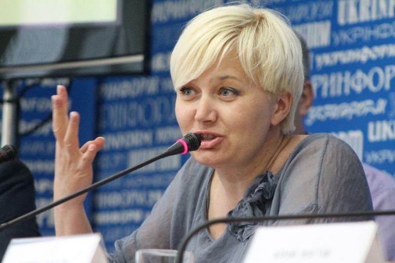 Украинская детская писательница озверела из-за русского языка