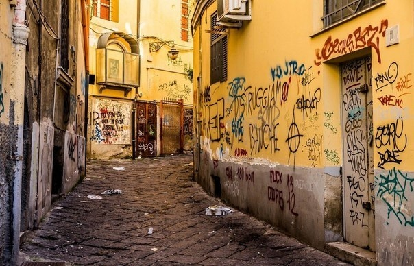 Прогулка по Неаполю
