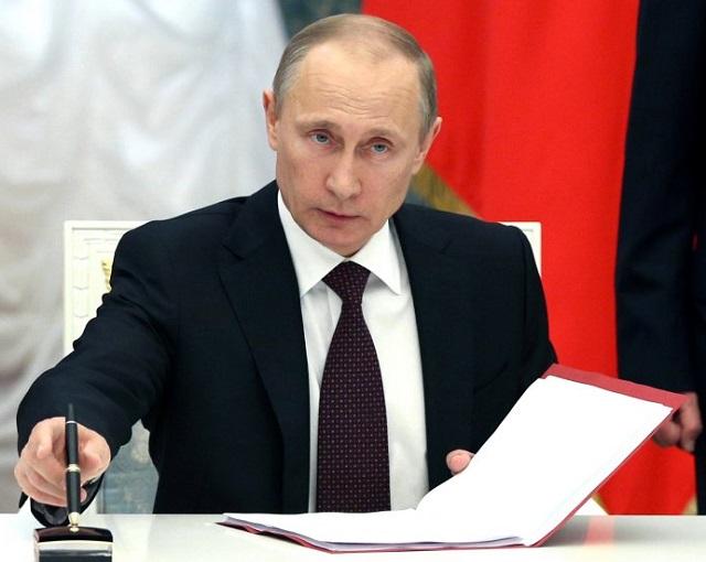 Россия показывает «аттракцион щедрости» всему миру