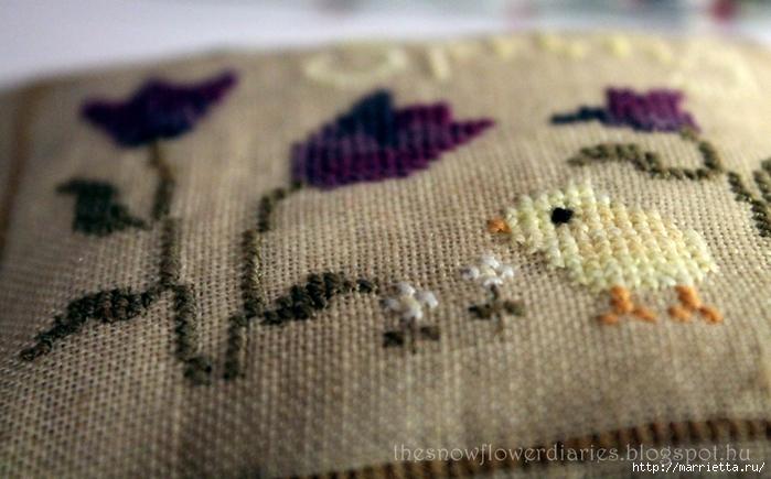 пасхальная вышивка на мешковине (13) (700x435, 238Kb)
