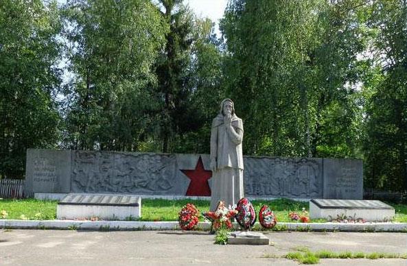 Памятники России матерям и вдовам погибших воинов.