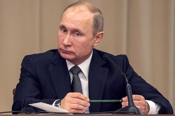 Самолёту Путина предъявили невиданные претензии: он нарушил границу Эстонии
