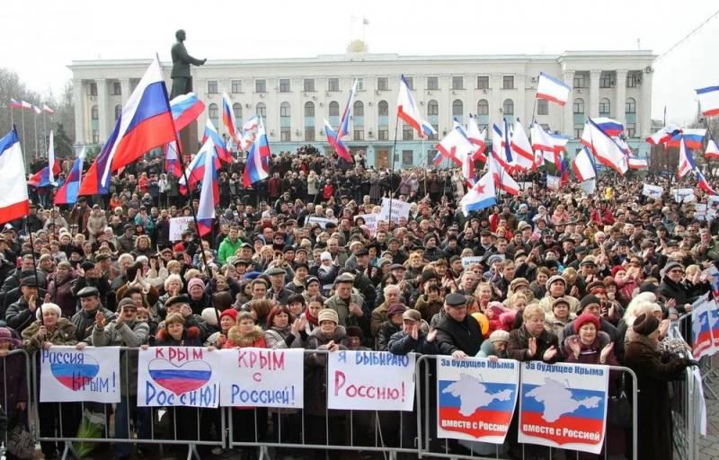 Немецкий депутат призвал уважать выбор Крыма быть в составе России