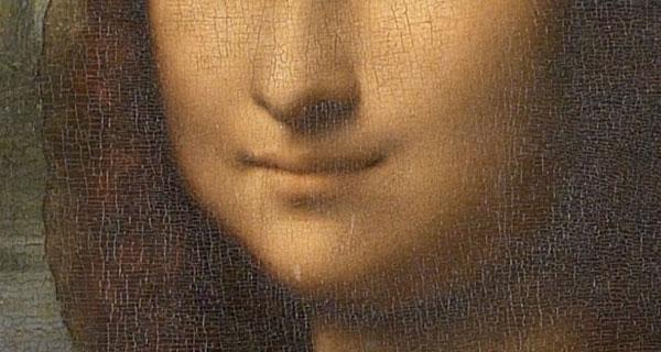 Смеется ли Мона Лиза? Все зависит от вашего настроения!
