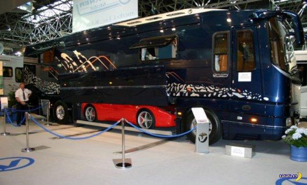 Автобус мечты