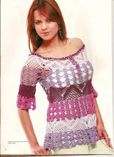 Figurino Croche №33