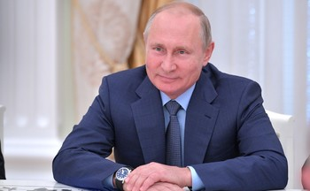 Путин направил Эрдогану поздравления с победой на выборах