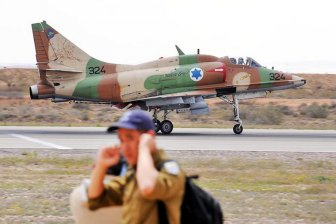 """Приземление Израиля - его """"в…"""