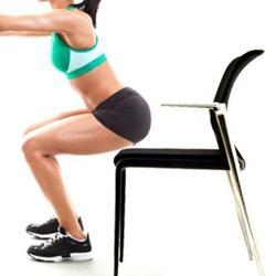 Новое тело за месяц: эффективные приседания для похудения