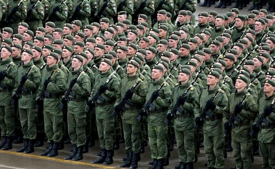 Россия сдержит НАТО малыми силами