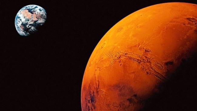 Марс в прошлом и настоящем: загадки Красной планеты