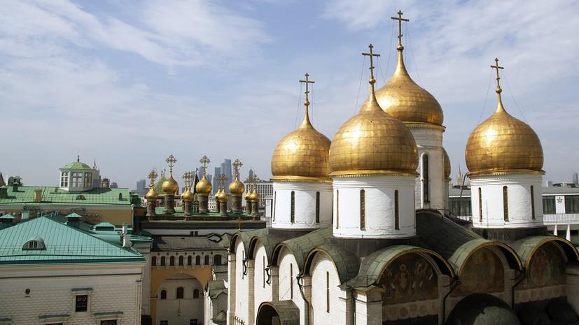 Русская зарубежная церковь прекратила общение с Константинополем