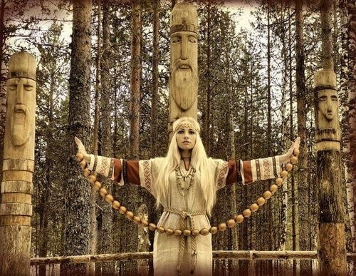 Обман у славян — магический прием