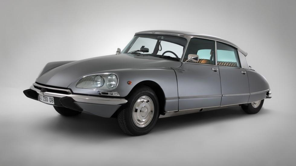 Citroen DS 23 Pallas '1968–76