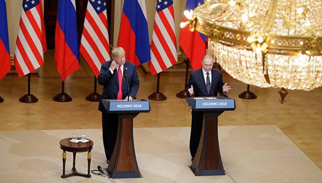 Трамп признал силу Путина и заявил об этом СМИ