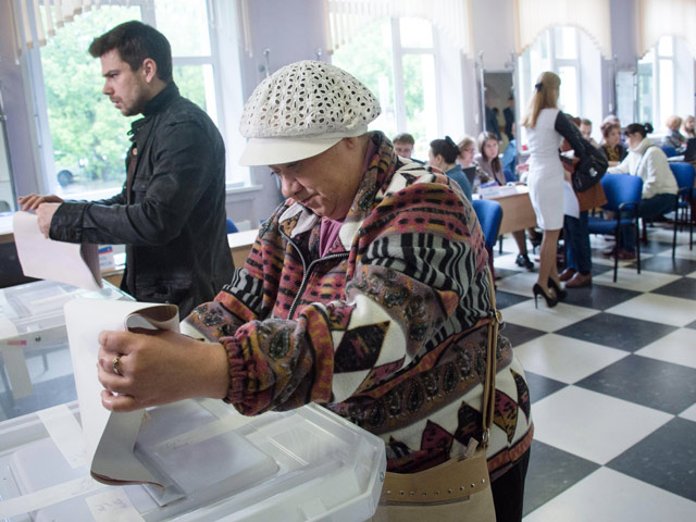 ЕР объявила об участии в праймериз 8,5 млн россиян