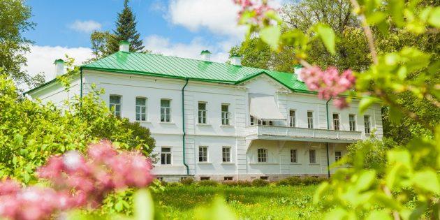 Красивые места России. Ясная поляна