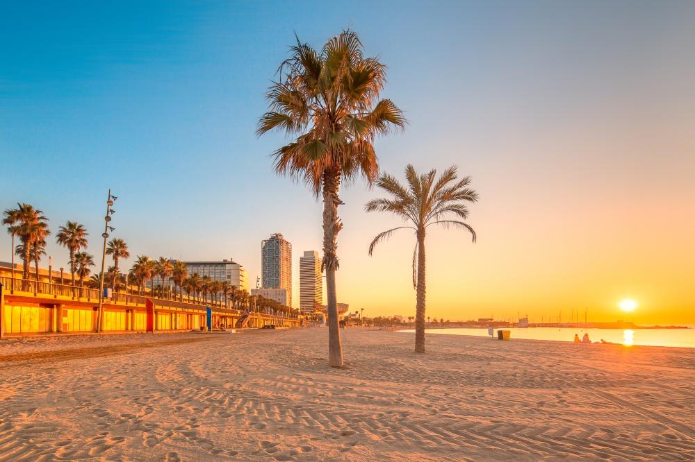 Хочу в Барселону
