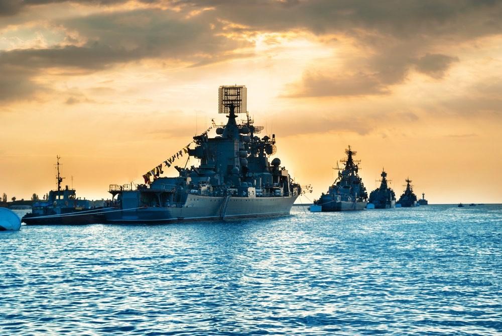 Киевский адмирал: «Россия по…