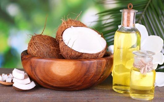 Кокосовое масло для поддержания здоровья