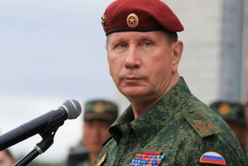 Генерал Золотов рассказал об обучающемся в Британии внуке