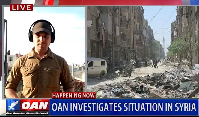 Американские журналисты не нашли свидетельств химатак в Сирии