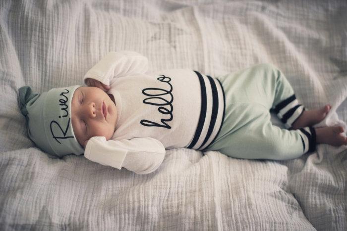 Сегодня четверть малышей успешно появляются на свет с помощью кесарева сечения / Фото: etsy.com