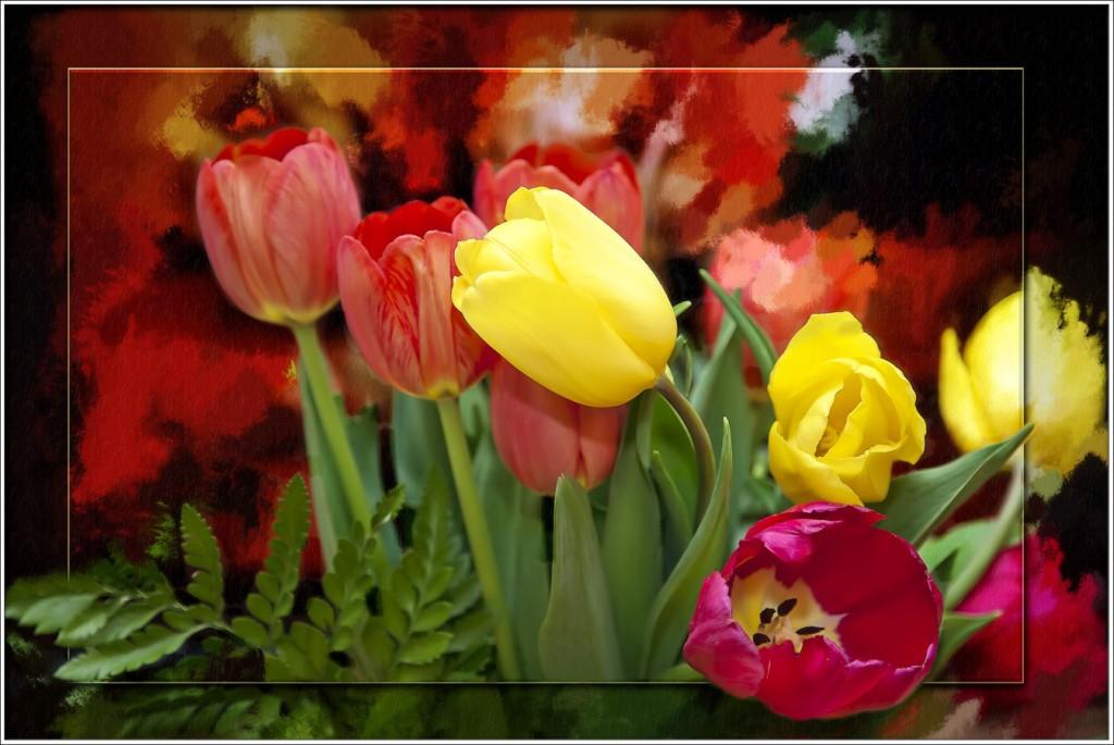 """Итоги конкурса """"Цветы для Любимой"""""""