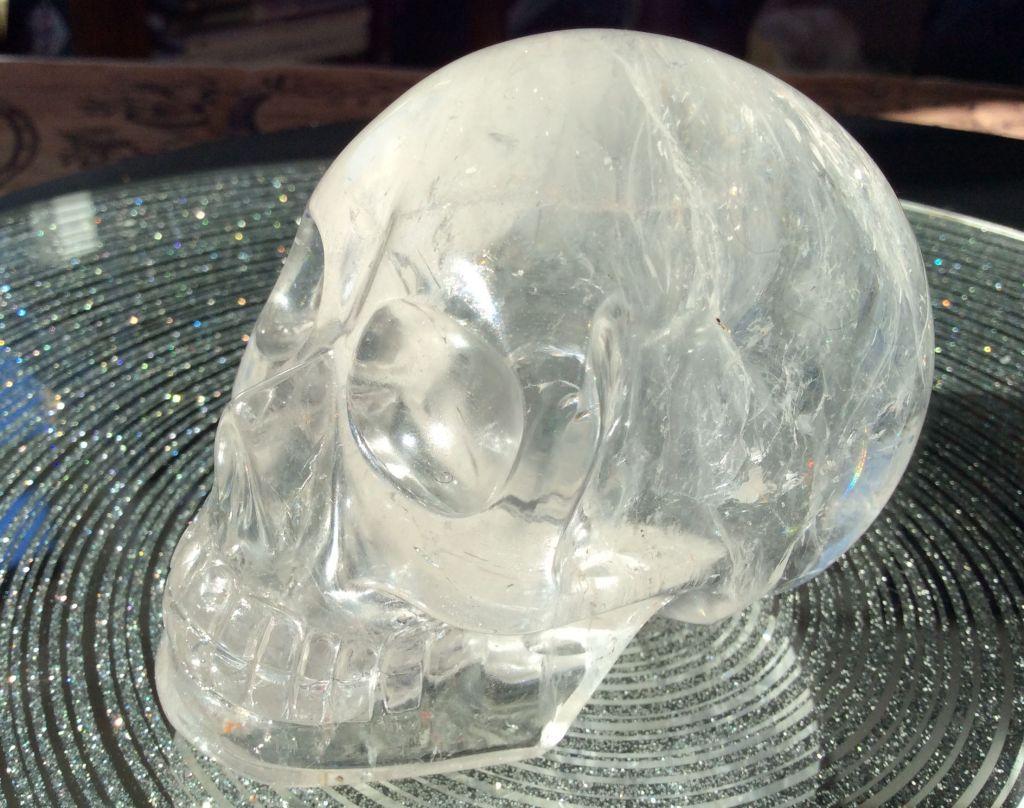 Хрустальный череп майя. Королевство хрустального черепа