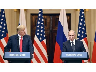 Итоги встречи Путина и Трамп…