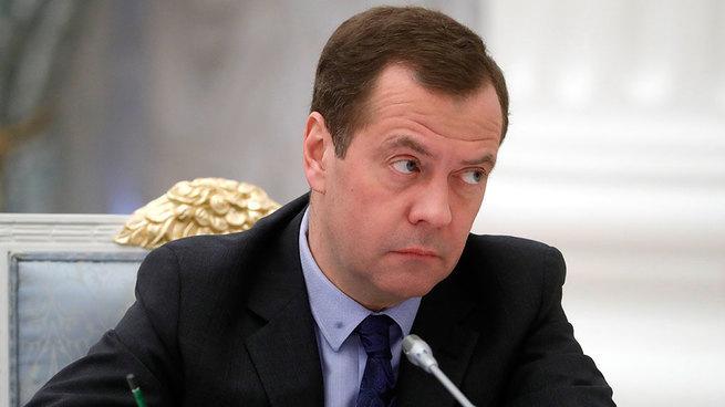 Шторм грядёт - Медведева сметёт...?