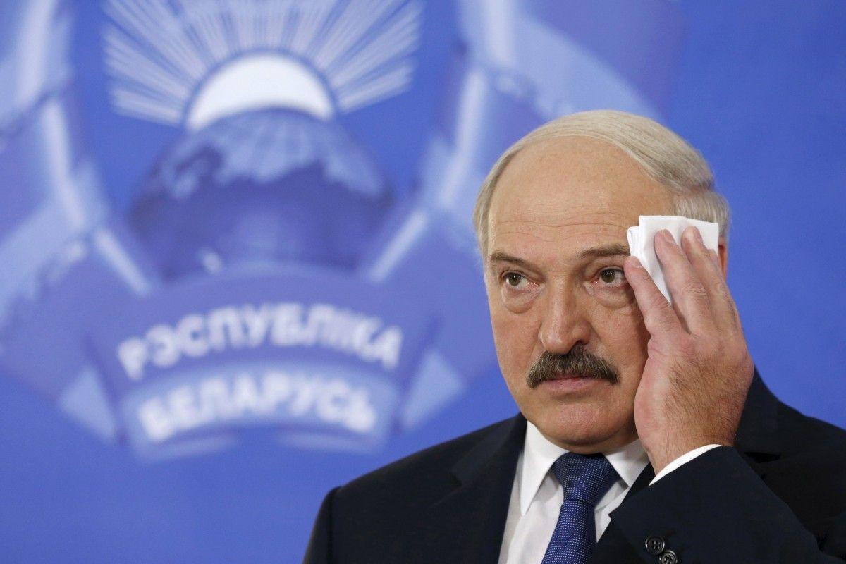 """Лукашенко рассказал о страхе России """"потерять"""" Белоруссию"""
