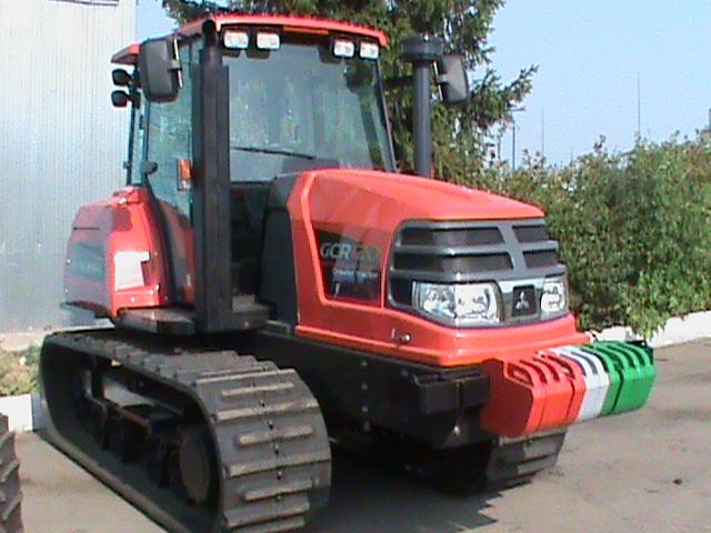 Трактор Мицубиси GCR-120