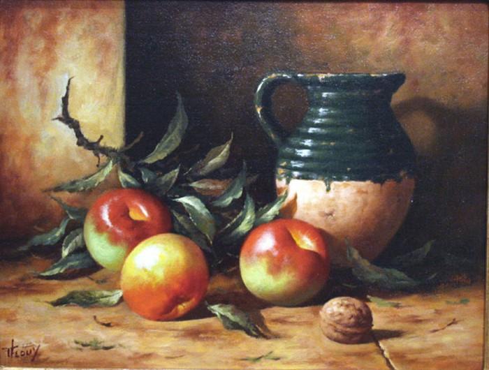 Сладчайшие плоды... Французс…