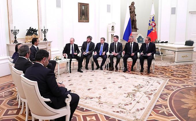 Российско-катарские переговоры - НОВОСТИ НЕДЕЛИ