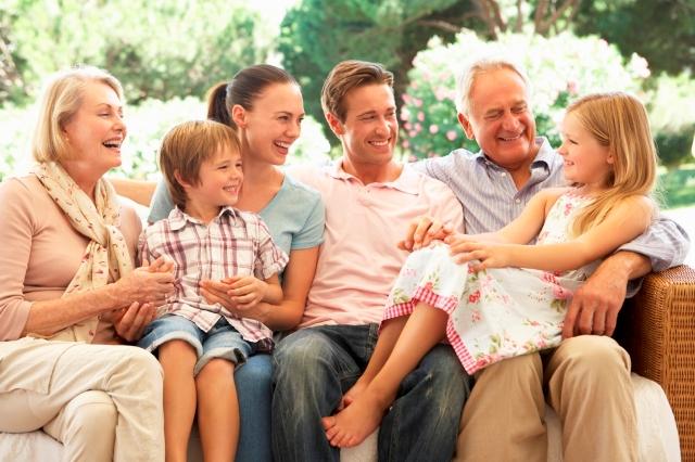 Эволюция семьи или деградация