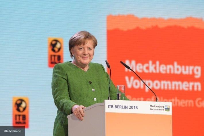 В Bild рассказали о шансе на спасение карьеры Меркель в ЧМ-2018